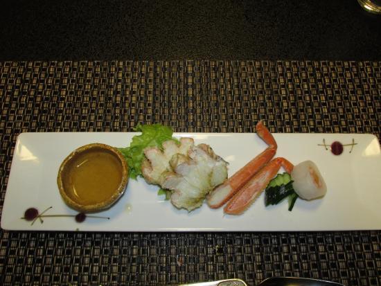 Kiso-machi, Japonia: 料理5