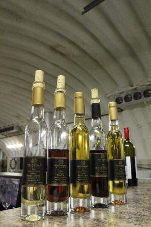 West Kelowna, Canada: Ice wine....