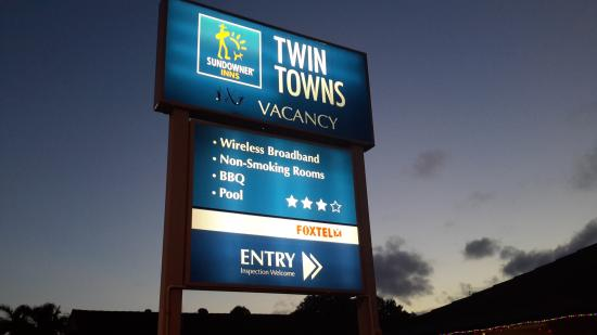 Tweed Heads, Australia: Sundowner Twin Towns Motel