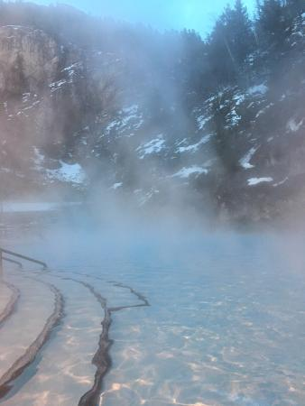 Radium Hot Springs, Canadá: photo0.jpg