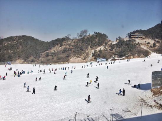 Laoshan Beizhai Ski Village