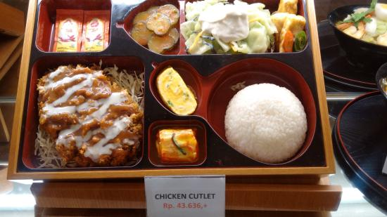 mr park korean food food louver grand indonesia ジャカルタ mr