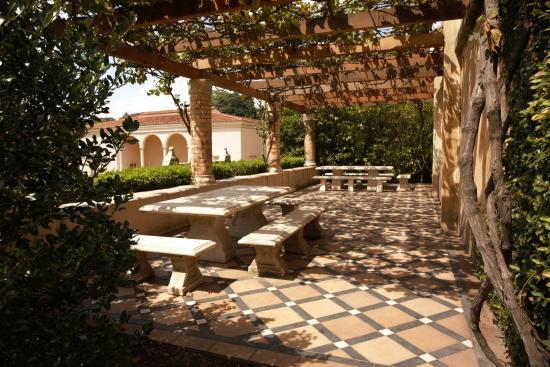 Roman Garden Picture Of Hamilton Gardens Hamilton