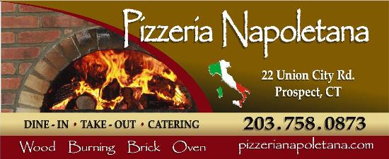 Prospect, CT: Pizzeria Napoletana