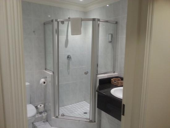 Sandton, Afrika Selatan: Shower
