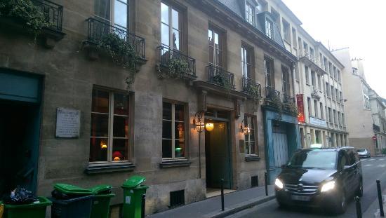 Hotel Relais Saint Sulpice: IMAG3107_large.jpg