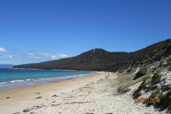 Coles Bay, Australien: Hazards Beach