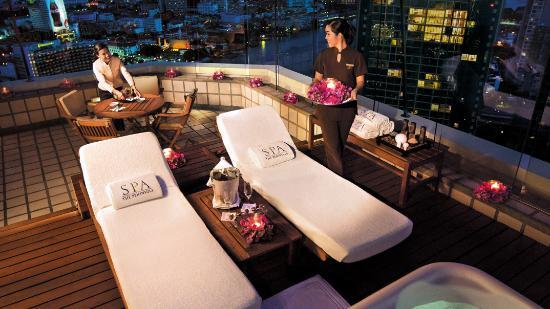 The Peninsula Bangkok: Grand Terrace Suite