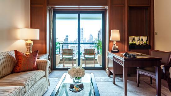 The Peninsula Bangkok: Balcony Room