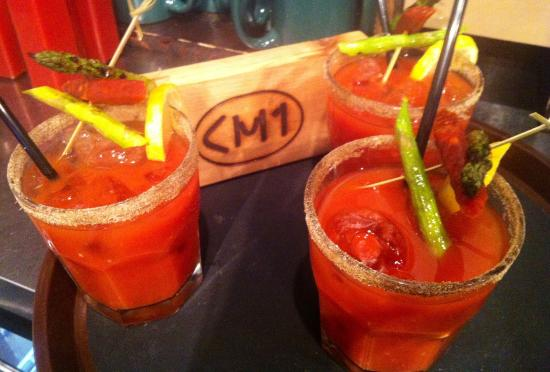 MileOne Caesars - Pemberton Distillery Vodka and Our Housemade Caesar Mix!