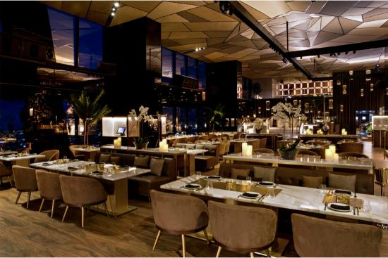 Play Restaurant Amp Lounge Dubai Trade Centre 1