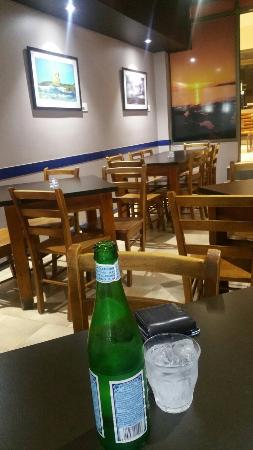 Kiama, Αυστραλία: Nice indoor seating area