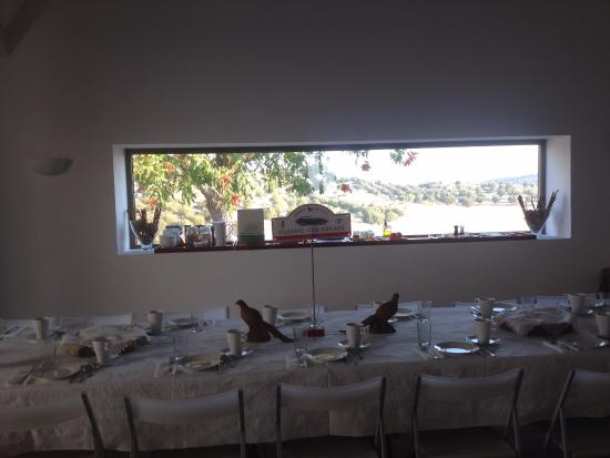 Beja, Portogallo: A special dinner was prepared for us