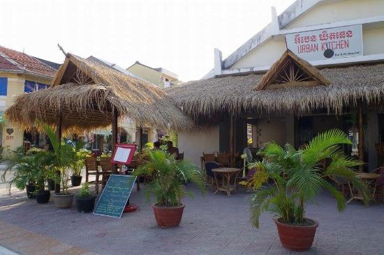 Urban Kitchen Restaurant & Bar