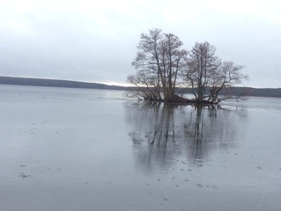 Sigtuna, Sverige: Invierno febrero 2016