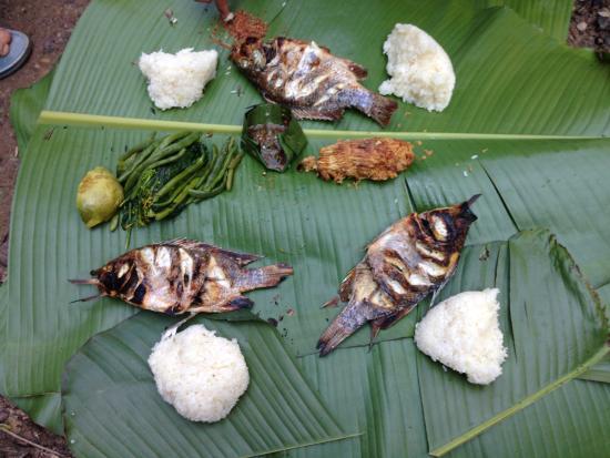 Luang Namtha, Laos: bon appetit!