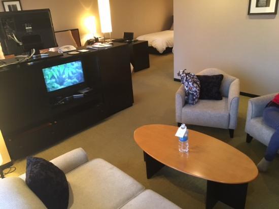 Hotel Granvia Kyoto: Very spacious
