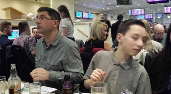 Nottingham Greyhound Stadium : Looking to see if won