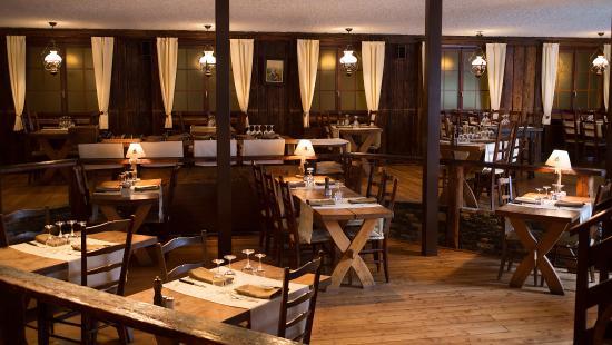Hôtel la Prairie : Restaurant à  la carte