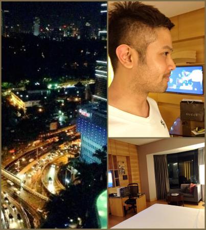 Nice hotel & great location