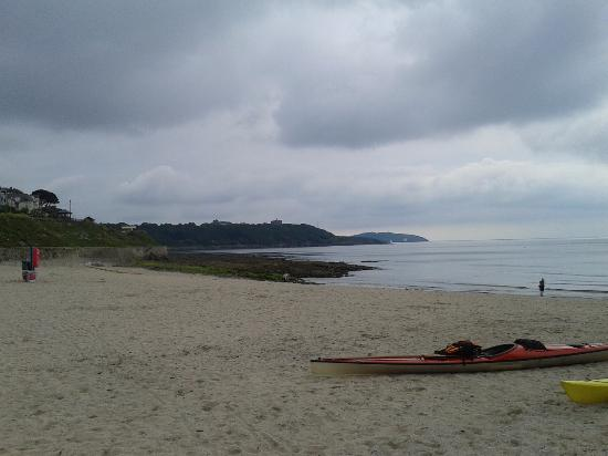 Falmouth, UK: Perfect conditions