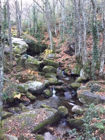 Camino del Agua, recorrido andando desde Mogarraz