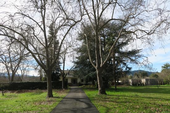 Kenwood, Californie : What a peaceful place to stay!