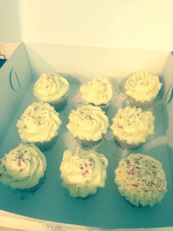 Shaftesbury, UK: We love cupcakes :)