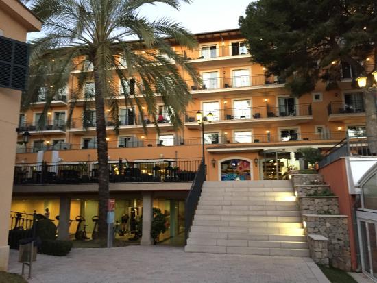 Traditional Hotel Rooms Picture Of Occidental Playa De Palma Tripadvisor