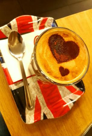 Bocca Moka: Thanks for these hearts.. Great to begin the day with :)