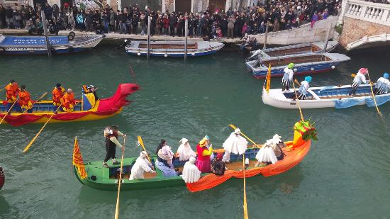 La Palazzina Veneziana: Mágica Venecia