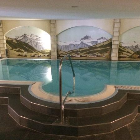 Hotel Krone: Piscine