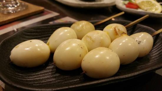 Chiba, Japón: うずらの卵