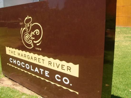 Metricup, Australië: Margaret River Chocolate Company