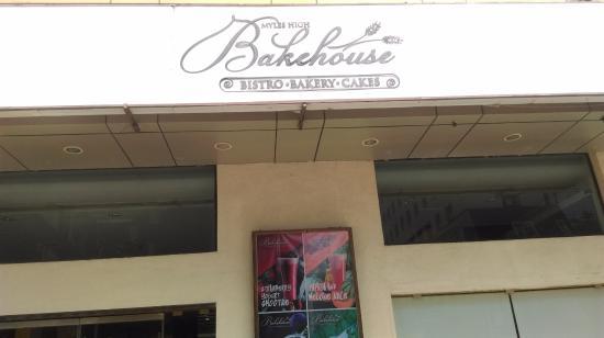 Myles High Bakehouse