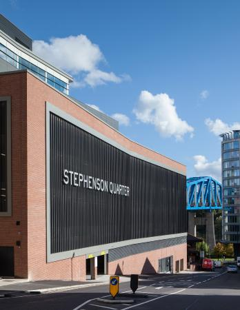 Stephenson Quarter Car Park
