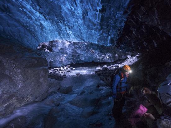 Hofn, أيسلندا: Vår fantastiska guide