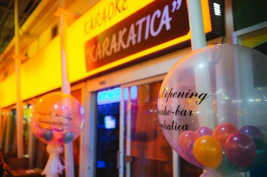 Karaoke-Bar Karakatica