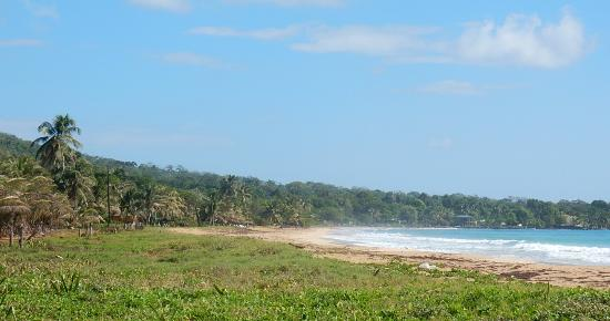 Corn Islands, Nikaragua: Your own beautiful beach on the island - virtually deserted