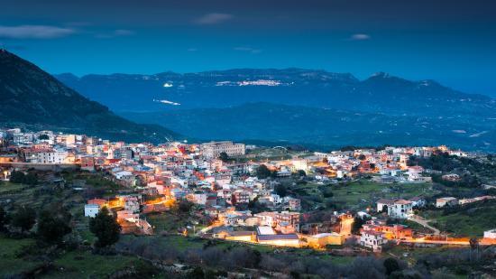 Panorama di Arzana
