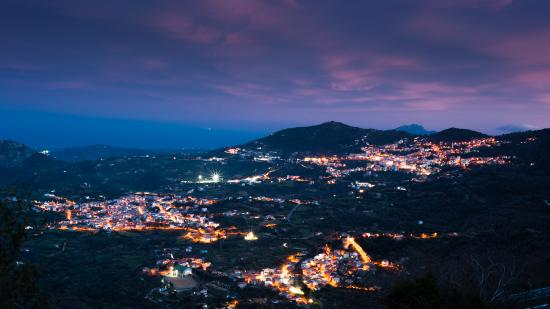 Arzana, Italien: Panorama dell'Ogliastra