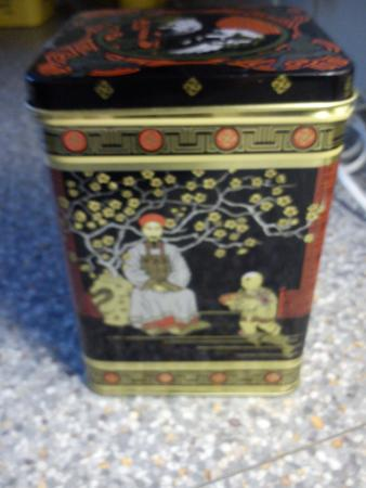 Market Drayton, UK: Chinese Lapsang Tea