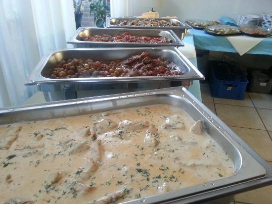 Bodegraven, Países Baixos: Catering