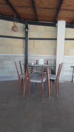 Karadut Cave Hotel: A nice breakfast space.