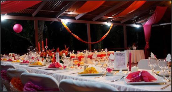 Esterillos Este, Kosta Rika: salle de mariage ou autre
