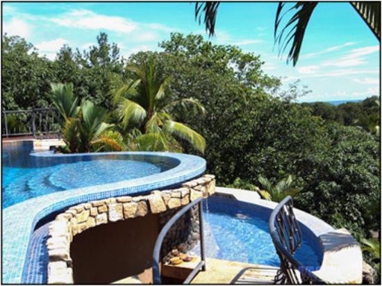 Esterillos Este, Kosta Rika: jacuzzi