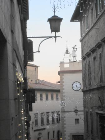 La Dimora del Corso : View from outside the main door