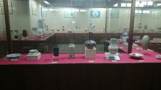 Shaoguan Museum : Pots