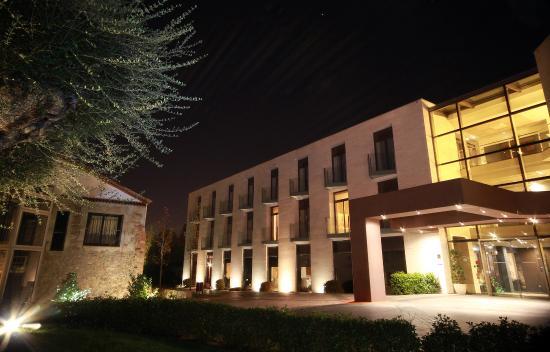 Vallromanes, Spanyol: Entrada hotel