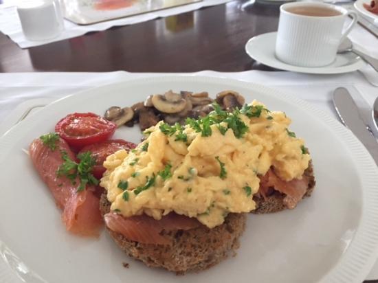 Sunshine Coast, Australien: Breakfast Day 2 - second course